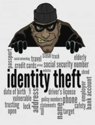 IDentity Theft crook and tags