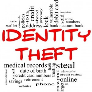 RED IDentity Theft and tags